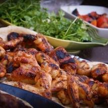 Барбекю из куриного мяса