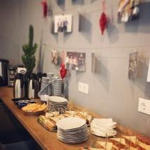 организация кофе-брейка с сэндвичами