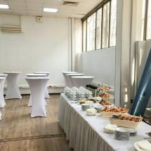 организовать кофе-брейк в москве