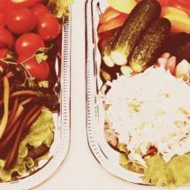 Соленья и маринады для выездного барбекю