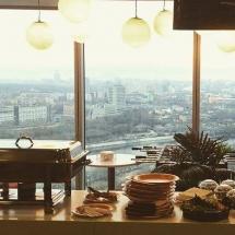 Шведский стол на ланч